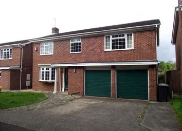 Thumbnail 4 bed detached house for sale in Wickham, Fareham, Hampshire