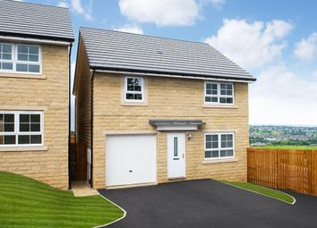"Thumbnail 4 bed detached house for sale in ""Windermere"" at Westminster Avenue, Clayton, Bradford"