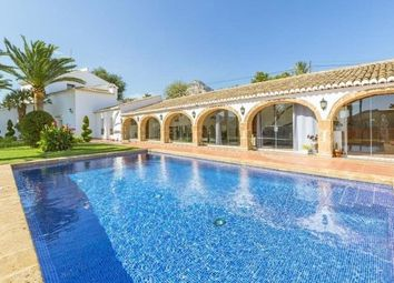 Thumbnail 6 bed villa for sale in Port, Jávea, Alicante, Valencia, Spain