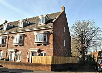 Thumbnail 4 bed town house for sale in Lodge Road, Kingswood, Bristol