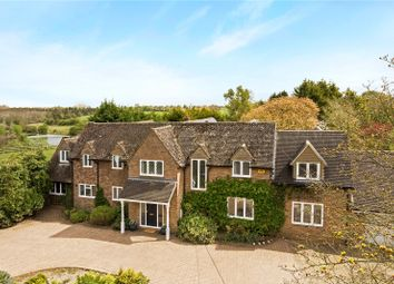 Thumbnail 5 bed detached house for sale in Mixbury Road, Evenley, Brackley, Northamptonshire