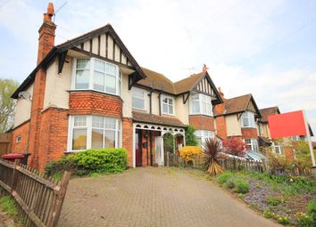 Thumbnail 4 bedroom semi-detached house for sale in Grovelands Road, Tilehurst, Reading