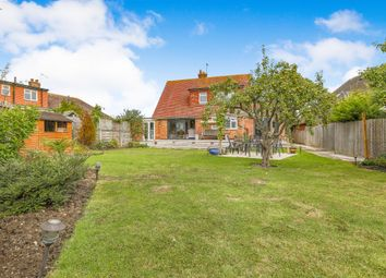 Thumbnail 3 bed detached bungalow for sale in Tott Yew Road, Willingdon, Eastbourne