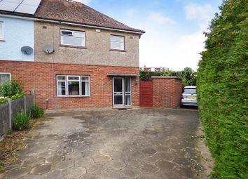 Thumbnail 3 bed semi-detached house for sale in Esmonde Close, Littlehampton