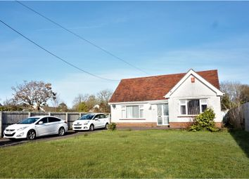 Thumbnail 5 bed detached bungalow for sale in Rufus Lewis Avenue, Gorseinon