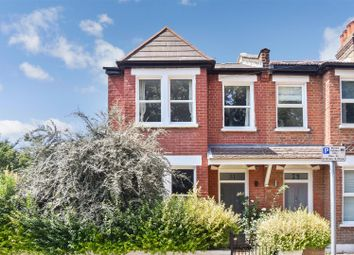 Thumbnail 2 bed end terrace house for sale in Garfield Road, London