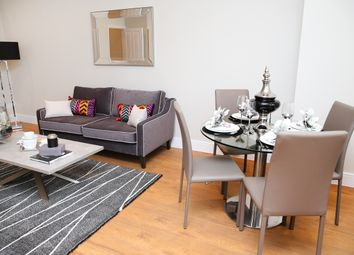 Thumbnail 1 bedroom flat to rent in Dwight Road, London