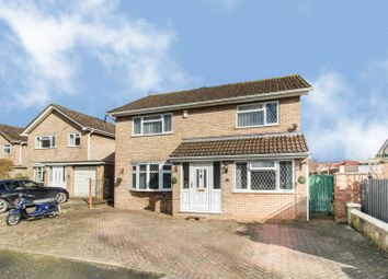 Thumbnail 5 bed detached house for sale in Linnet Close, Shrewsbury