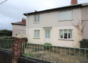 Thumbnail 2 bed end terrace house for sale in Beech Grove, Oakdale, Blackwood