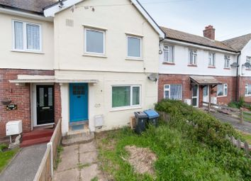 Thumbnail 3 bed terraced house for sale in Stockdale Gardens, Walmer, Deal