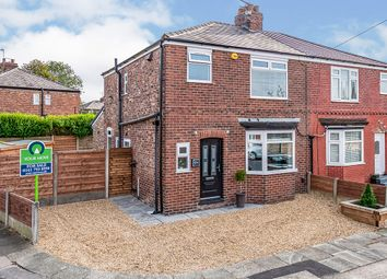 Thumbnail 3 bed semi-detached house for sale in Clovelly Road, Swinton, Manchester, Greater Manchester