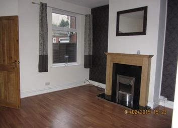 Thumbnail 2 bed terraced house to rent in Nimmings Road, Halesowen