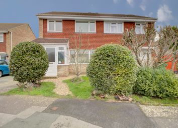 Thumbnail 3 bed semi-detached house for sale in Woodlands Road, Bognor Regis