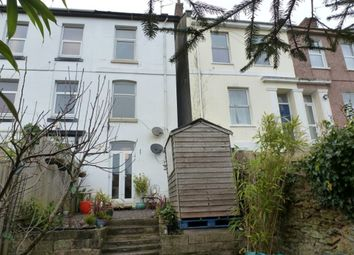 Thumbnail 4 bedroom terraced house for sale in Alexandra Road, Ford, Plymouth