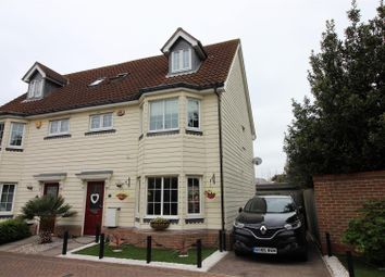 4 bed semi-detached house for sale in Birchfield, North Stifford, Grays RM16