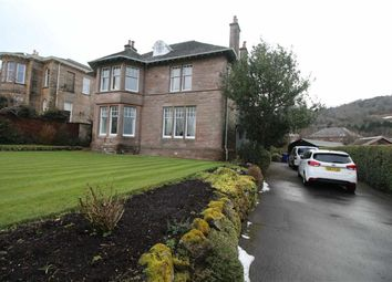 Thumbnail 6 bed detached house for sale in Octavia Terrace, Greenock, Renfrewshire