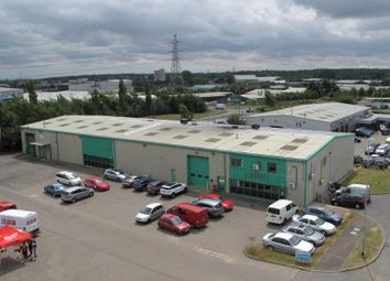 Thumbnail Warehouse to let in Pasteur Courtyard, Whittle Road, Corby