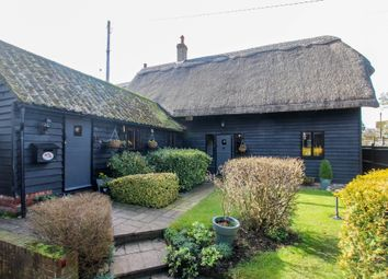 Thumbnail 2 bed barn conversion for sale in Lower Pond Street, Duddenhoe End, Saffron Walden