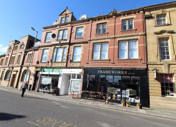 Thumbnail 2 bed flat to rent in Bridge Street, Blyth