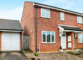 Thumbnail 3 bed end terrace house for sale in Fallow Drive, Eaton Socon, St. Neots