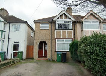 Thumbnail 1 bed flat for sale in Third Avenue, Garston, Herts