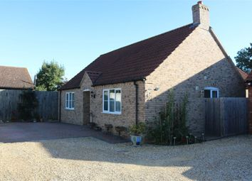 Thumbnail 3 bed detached bungalow for sale in 18A Edenham Road, Hanthorpe, Nr Bourne, Lincolnshire