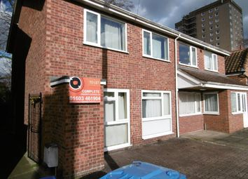 Thumbnail 5 bedroom semi-detached house to rent in Trory Street, Norwich