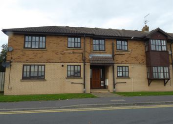 Thumbnail 2 bedroom flat to rent in Whiting Court, Cliff Road, Hessle