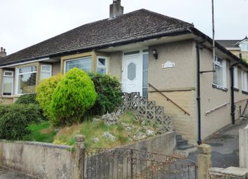 Thumbnail 2 bed semi-detached bungalow for sale in Westbourne Road, Warton, Carnforth