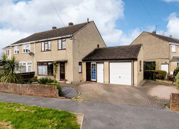 Thumbnail 3 bedroom semi-detached house for sale in Edinburgh Drive, Kidlington