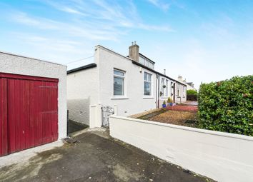 Thumbnail 2 bed terraced bungalow for sale in Overtoun Road, Springside, Irvine