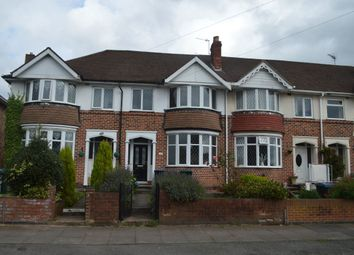 Thumbnail 3 bed terraced house to rent in Kingsbury Road, Coundon, Coventry