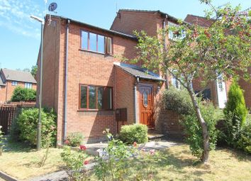 Thumbnail 2 bed end terrace house to rent in Manor Croft, Ripley