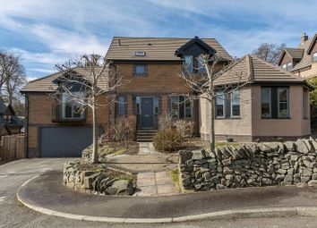 Thumbnail 4 bed detached house for sale in Montgomerie Terrace, Gattonside, Melrose