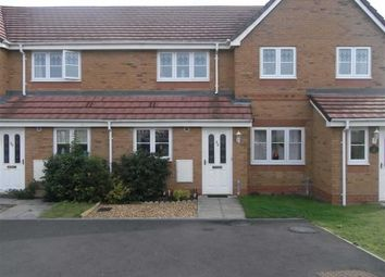 Thumbnail 2 bed terraced house to rent in Ascot Road, Oswestry