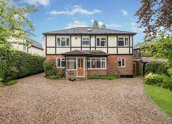 Thumbnail 5 bed detached house for sale in Newbarn Lane, Seer Green, Beaconsfield