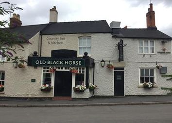 Thumbnail Pub/bar for sale in The Old Black Horse, Main Street, Mapperley, Ilkeston