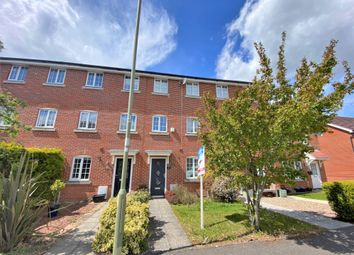 Thyme Avenue, Whiteley, Fareham PO15. 4 bed town house for sale