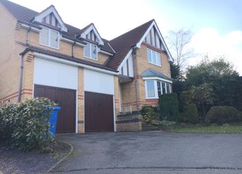 Thumbnail 5 bed detached house to rent in Eskdale Close, Mansfield