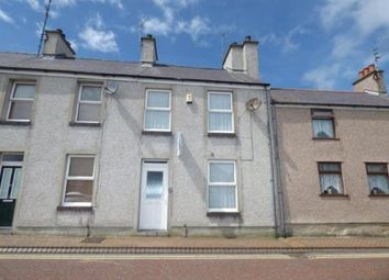 Thumbnail Terraced house for sale in Trearddur Square, Holyhead, Sir Ynys Mon