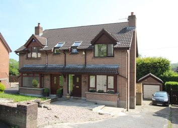 Thumbnail 4 bed semi-detached house for sale in Elmfield Road, Newtownabbey