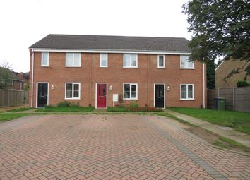 Thumbnail 3 bedroom terraced house for sale in High Road, Tholomas Drove, Wisbech St. Mary, Wisbech