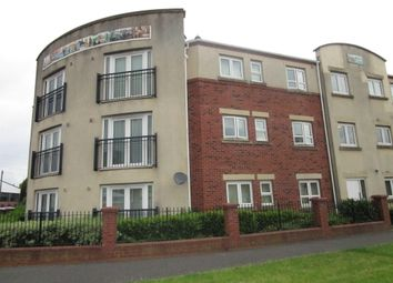 Thumbnail 2 bed flat for sale in Waterside Close, Parkfields, Wolverhampton