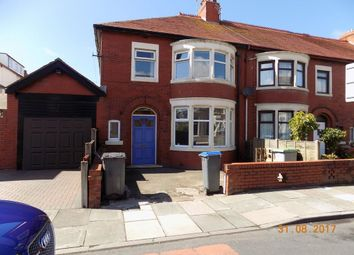 Thumbnail 3 bed end terrace house to rent in Warbreck Drive, Bispham, Blackpool