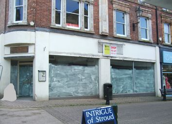 Thumbnail Retail premises to let in High Street, Stroud Glos