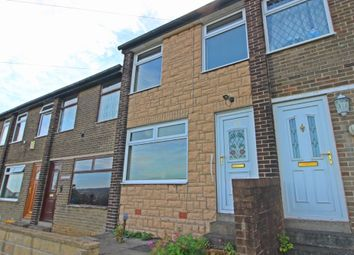 Thumbnail 2 bed terraced house to rent in Cross Lane, Primrose Hill, Huddersfield