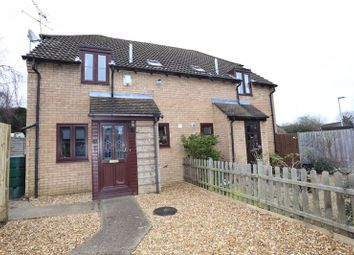Thumbnail 1 bed semi-detached house for sale in Lichfield Close, Lower Earley, Reading