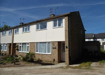 Thumbnail 3 bed semi-detached house for sale in Chichester Close, Bicester