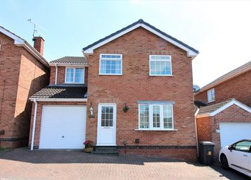 Thumbnail 4 bed detached house for sale in Millfield Road, Kimberley, Nottingham