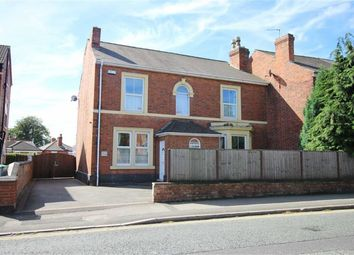 Thumbnail 4 bed detached house for sale in Burton Road, Littleover, Derby